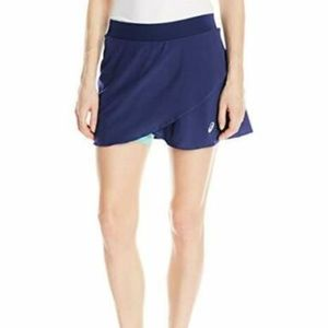 ASICS Athlete Skort Shorts Yoga Tennis skirt XS